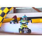 activité de montage Patinoire : Circuit de voitures sur glace