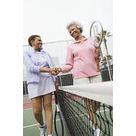 activité de montage Stade : Terrain de tennis