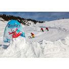 activité de montage Piste de ski alpin : Boardercross de Gron