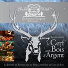 Le Cerf aux Bois d'Argent