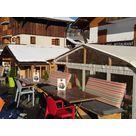 Action Sport - Ski rider and café burger