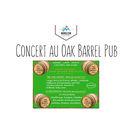 Concert Oak Barrel Pub