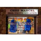 Magasin de sports Chez Marcel Skiset