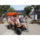 Location de rosalies et karts à pédales, La Grange aux skis