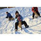Haribo kids snow : initiation au paret (luge traditionnelle)