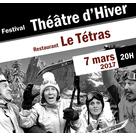 Festival « Théâtre d'hiver » à Notre-Dame-de-Bellecombe