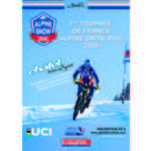 1er Trophée de France Alpine Snow Bike