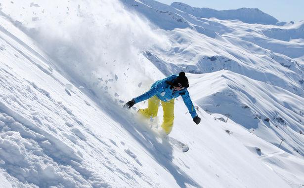 STATANMSM01050020 - Snow à Orcières (Gilles Baron)
