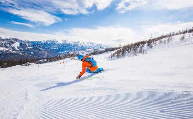 Ski_Puy_saint_vincent @Thibaut Blais