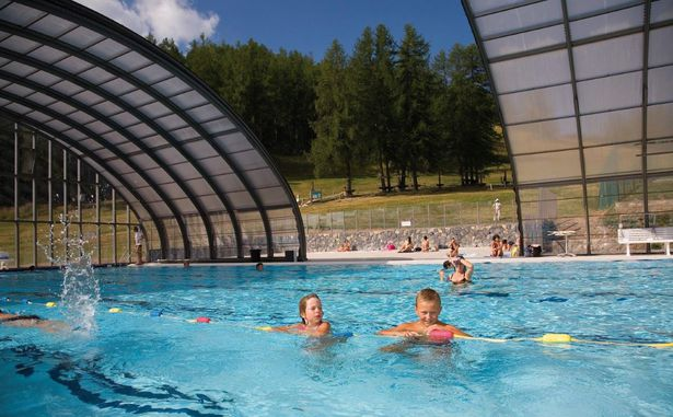 Valberg piscine