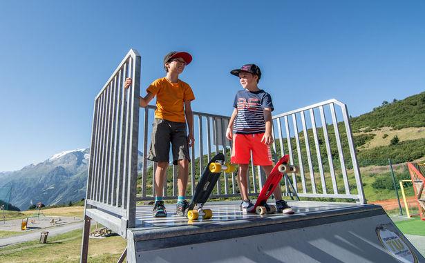 La Rosière Skate Park
