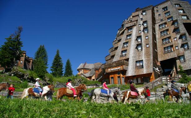 Equitation -Village des Enfants