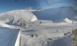 Webcam Les 2 Alpes, le Glacier à 3200m Les Deux-Alpes