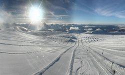 Webcam Les 2 Alpes, le Glacier à 3400m Les Deux-Alpes