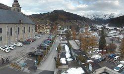 Webcam Le Grand-Bornand Village (1000 m) Le Grand-Bornand