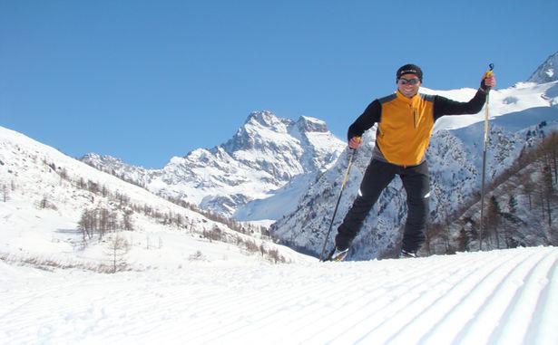 Abriès - ski nordique