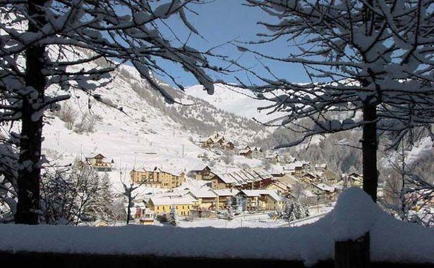 Abriès - village