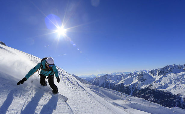 Argentière - ski3