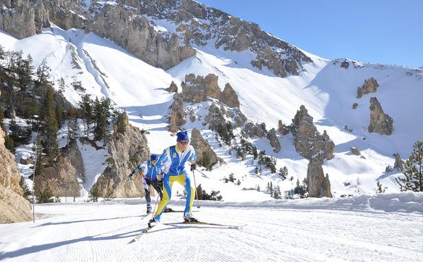ski nordique Arvieux