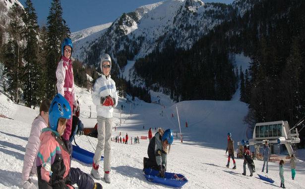 Snow Park Ascou-Pailhères