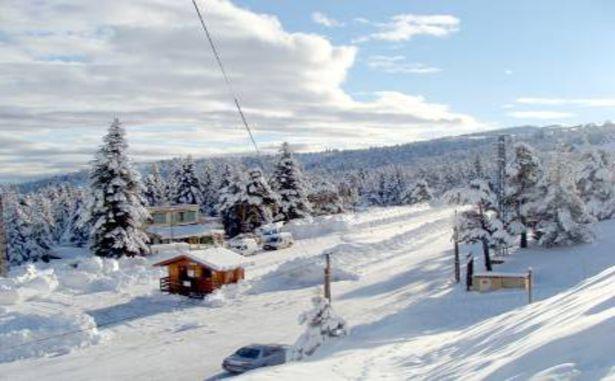 Domaine skiable Audibergue-Gréolière