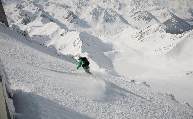 Snowboard Barèges