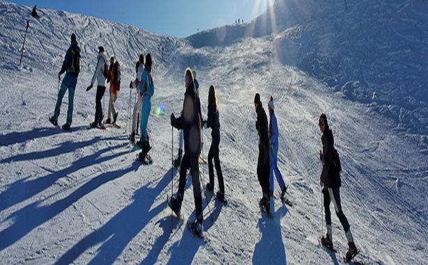 Ski de rando Bellevaux Hirmentaz