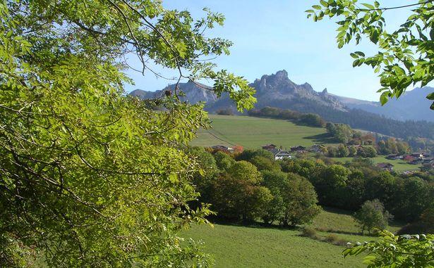 Randonnée Bernex