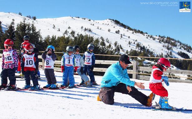 Camurac - Ecole de ski