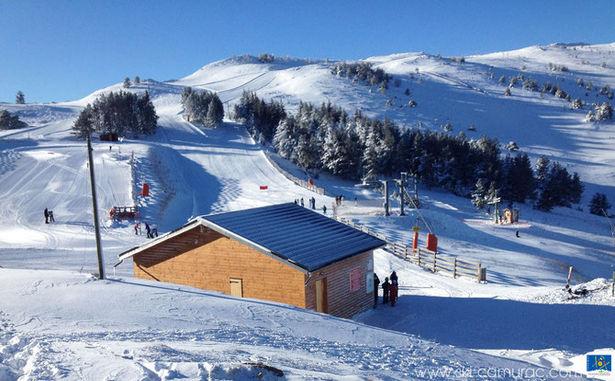 Camurac - Station de ski