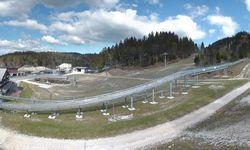 Webcam La Faucille Coeur de Station Monts Jura