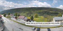 Webcam Lelex Coeur de Station Monts Jura