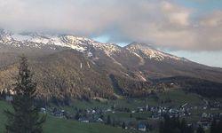 Webcam Depuis le hameau de la Narce