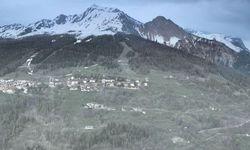 Webcam Vanoise Express (1600m) Les Arcs / Bourg-St-Maurice