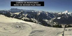 Webcam Panoramique Morclan Châtel