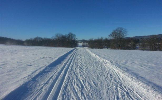 La Chaux de Gilley - Ski de fond