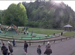 Webcam Parc Thermal