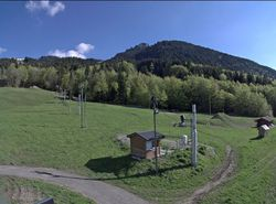 Webcam Front de neige - 1000m Bernex
