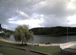 Webcam Lac Chambon Chastreix