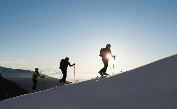 Formiguères - Randonnée à ski