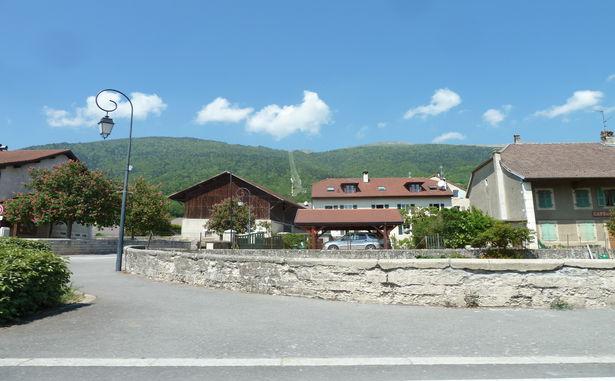 Crozet-Lélex - Crozet Village