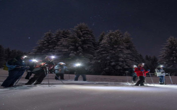 Formiguères - Raquettes à neige