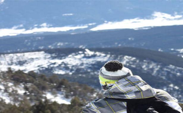 Formiguères - panorama
