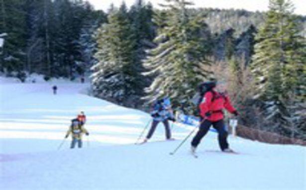La Croix de Bauzon - Ski de fond