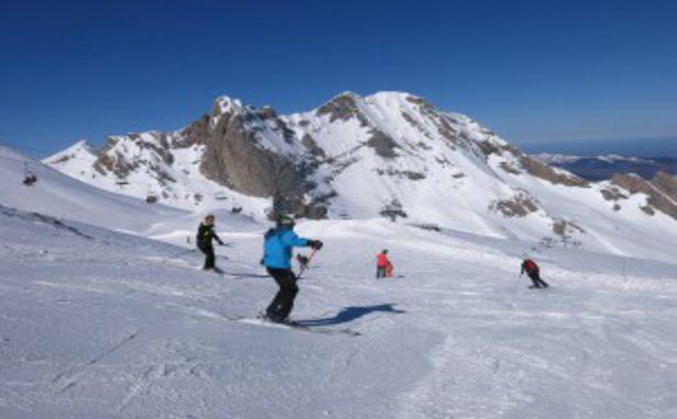 Gourette -- Eaux-Bonnes - Ski alpin