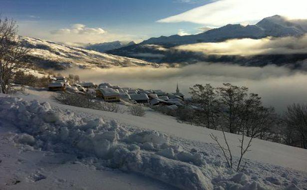 Granier - Panorama