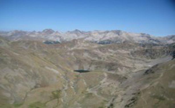 La Colmiane - Panorama