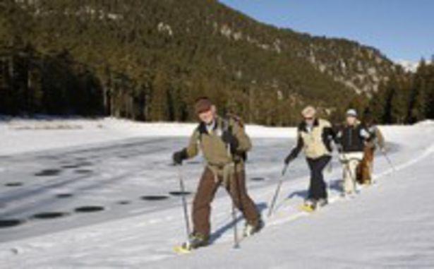 La Colmiane - Randonnée hiver