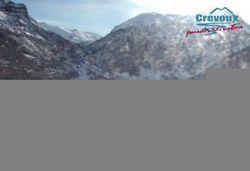 Webcam Crévoux - Domaine Nordique Crévoux