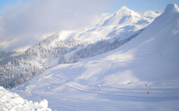 Hautacam - Domaine skiable